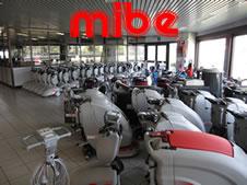 mibe srl macchine industriali pulizia milano